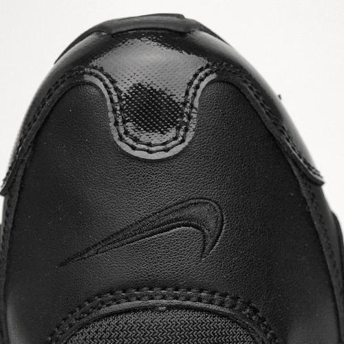 Nike Shox Schwarz Lack