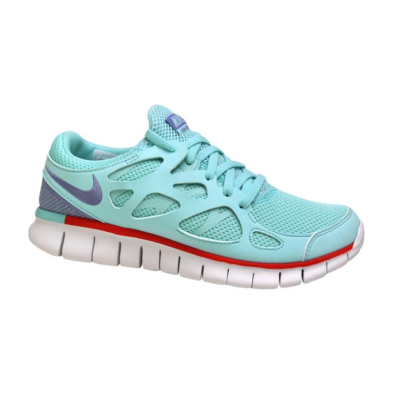 Nike Free Run 2 Damen Lila