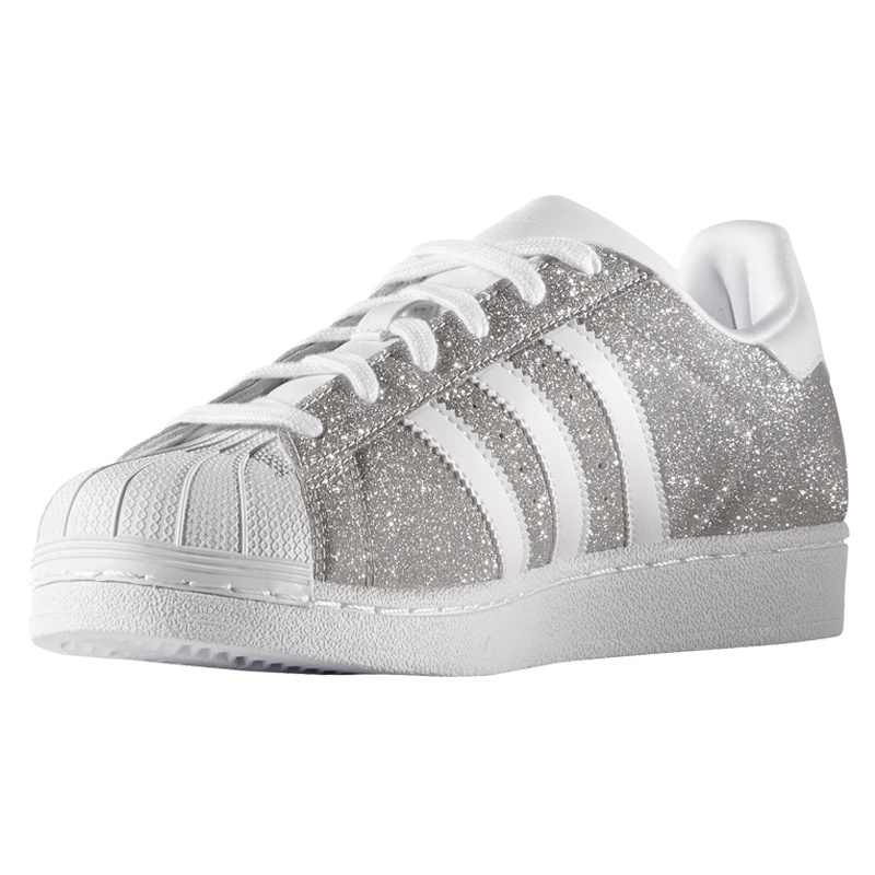 adidas superstar damen glitzer