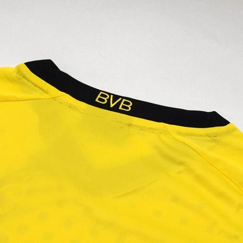 kappa bvb home trikot gelb fussball fan artikel bei 401600 201. Black Bedroom Furniture Sets. Home Design Ideas
