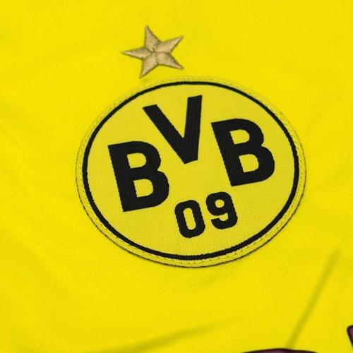 kappa bvb champions league trikot gelb fussball fan artikel bei 401610 201. Black Bedroom Furniture Sets. Home Design Ideas