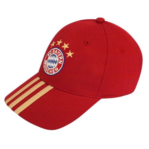 adidas fc bayern 3s cap rot fussball fan artikel bei. Black Bedroom Furniture Sets. Home Design Ideas