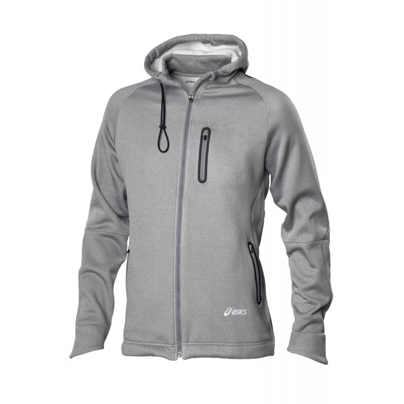 asics jacke hoodie