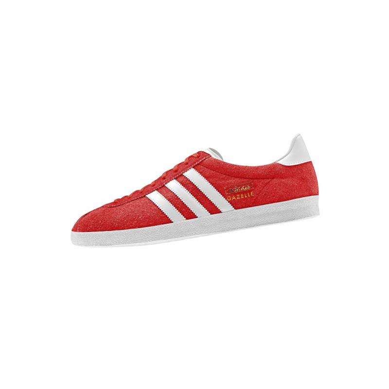 Adidas Gazelle Og Rot