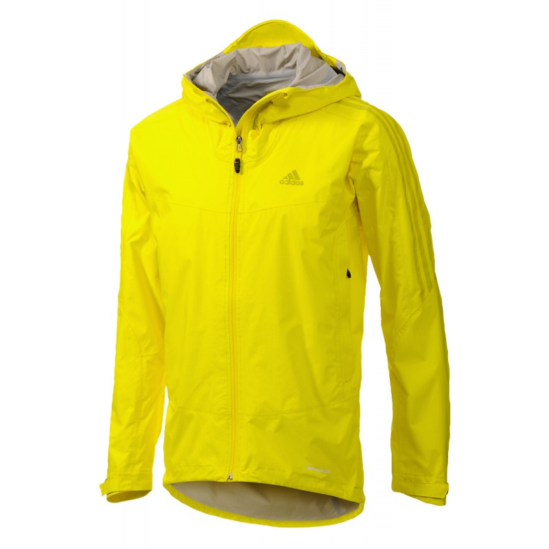 Testbericht: Adidas Terrex Climaheat Agravic Jacket