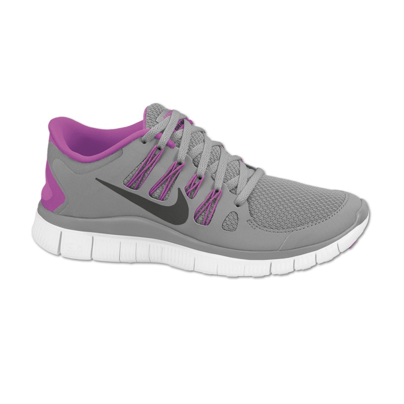 nike free 5 0 women grau running schuhe bei. Black Bedroom Furniture Sets. Home Design Ideas