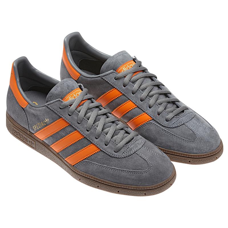 Adidas Schuhe Grau Orange