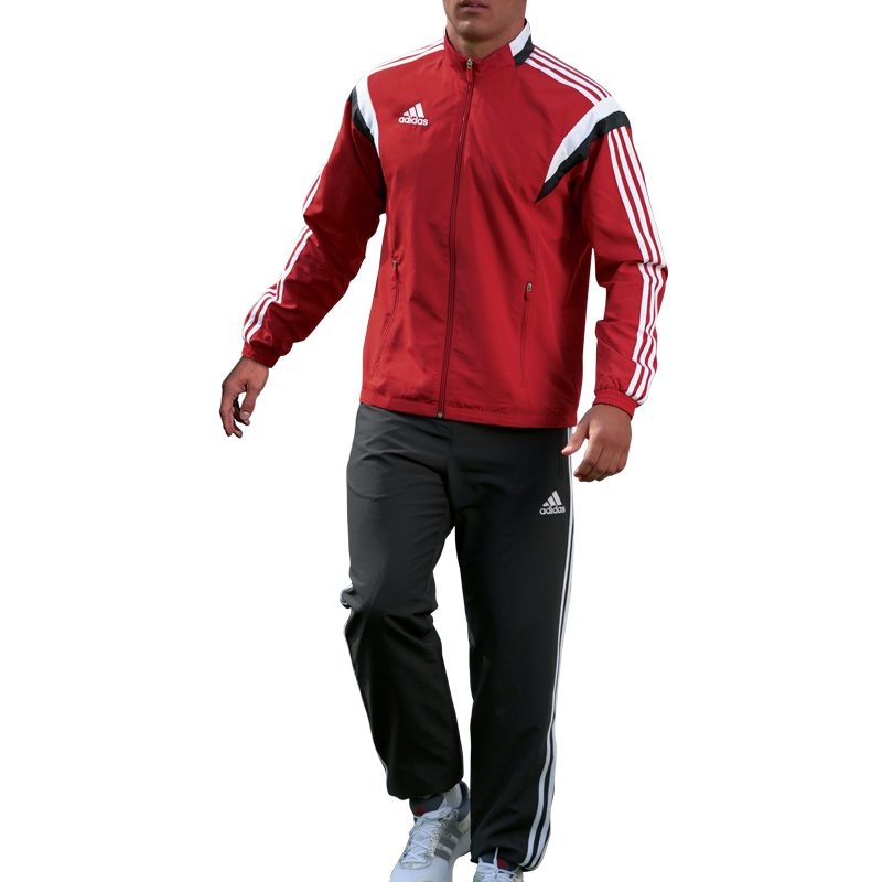 Bekleidung adidas Condivo14 Präsentationsanzug Trainingsanzug Erwachsene