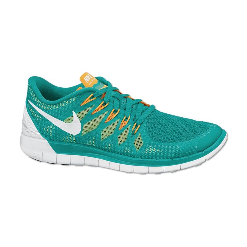 Nike Free 5.0 Türkis Orange