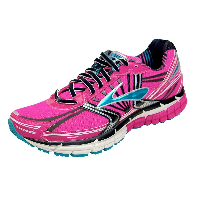 brooks adrenaline gts 14 b women pink running schuhe. Black Bedroom Furniture Sets. Home Design Ideas