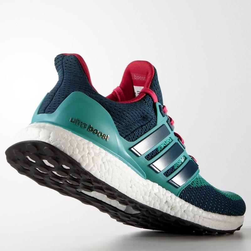 Adidas Ultra Boost Tuerkis Running Schuhe Bei Www Sc24