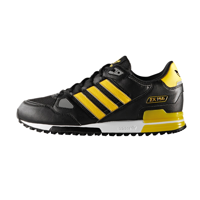adidas zx 750 schwarz gelb