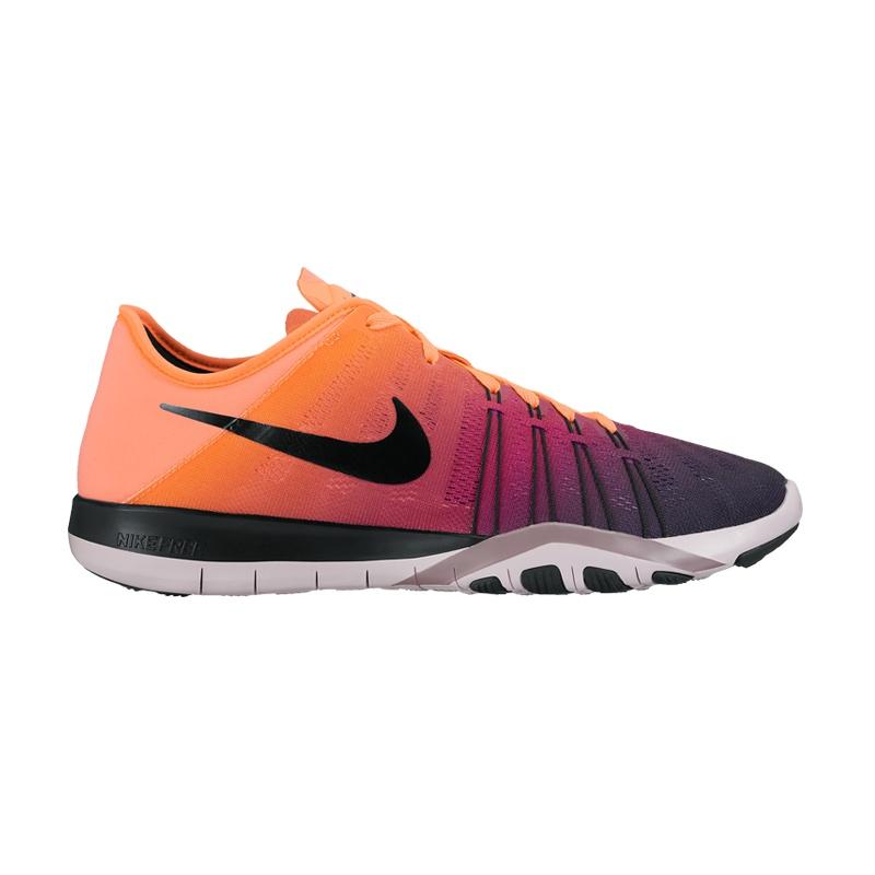 Nike Free TR 6 Spectrum Women(orange) - Fitness Schuhe bei www.sc24 ... fc26de5bbc