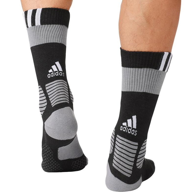 adidas id socks light schwarz fussball socken bei www. Black Bedroom Furniture Sets. Home Design Ideas