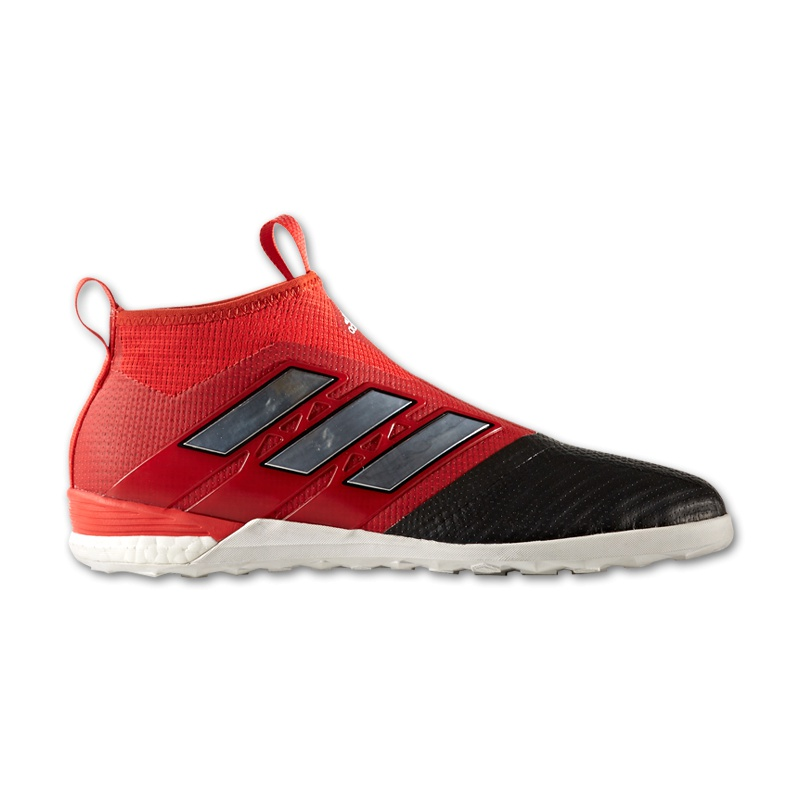 adidas ace tango 17 purecontrol boost in rot fussball. Black Bedroom Furniture Sets. Home Design Ideas