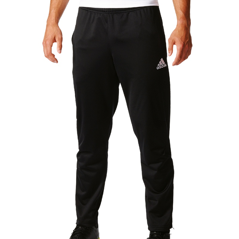 adidas tiro 17 polyester pant schwarz fussball hosen. Black Bedroom Furniture Sets. Home Design Ideas