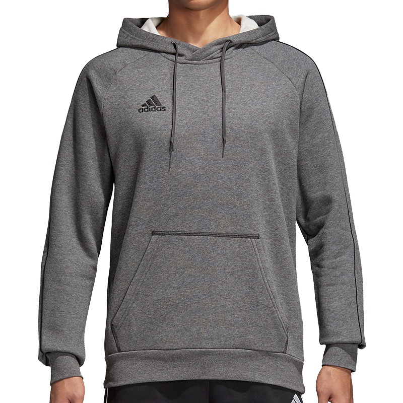 adidas herren sweatshirt core 18 rot