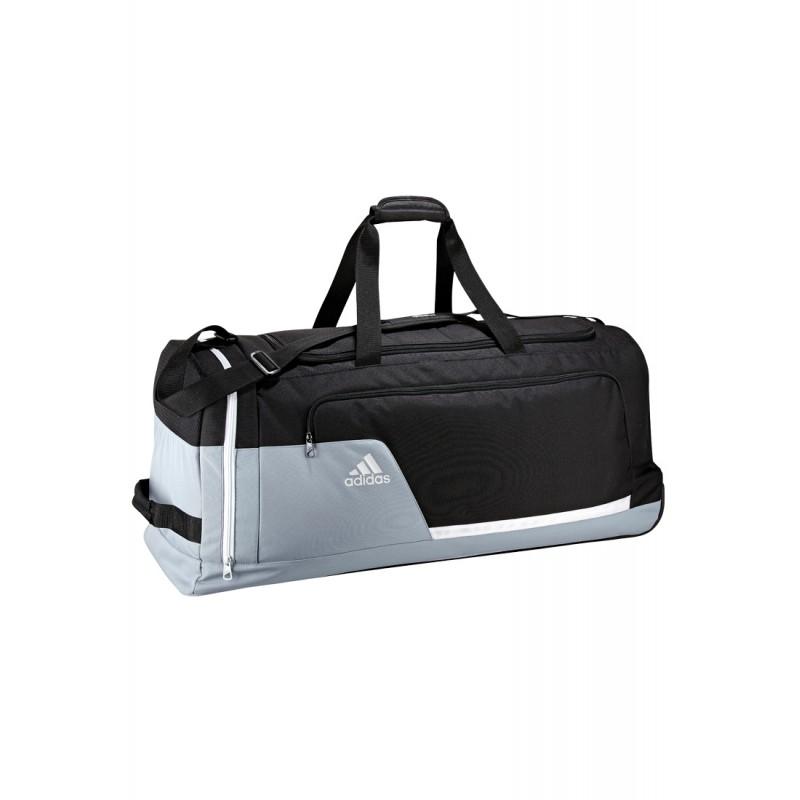 adidas tiro13 trolley xl mit rollen schwarz fussball. Black Bedroom Furniture Sets. Home Design Ideas
