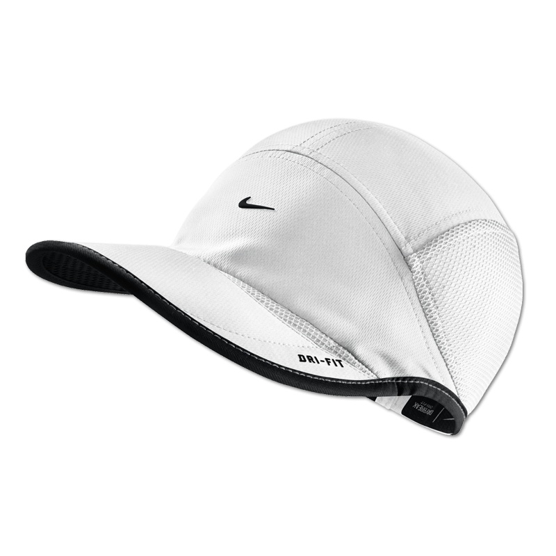 nike daybreak cap weiss running caps bei. Black Bedroom Furniture Sets. Home Design Ideas