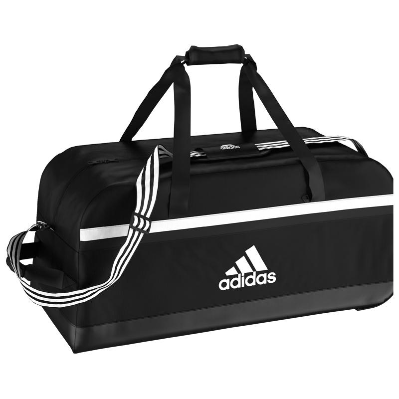adidas tiro 15 teambag trolley xl mit rollen schwarz. Black Bedroom Furniture Sets. Home Design Ideas