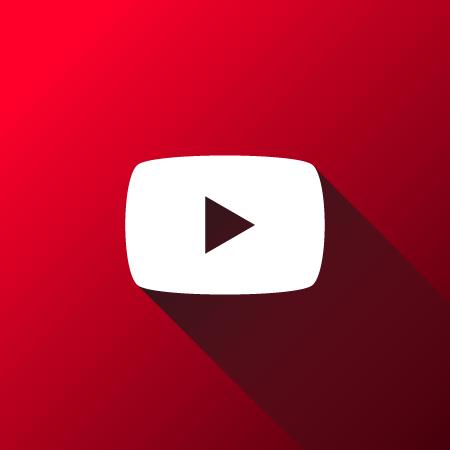 folge uns auf Youtube