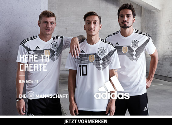 adidas DFB Home Jersey 2018