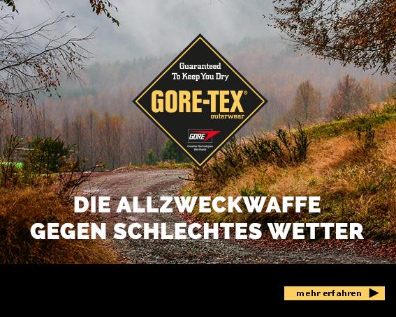 Gore-Tex® Technologie