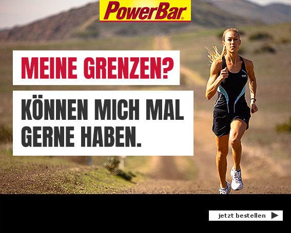 PowerBar - Sportnahrung