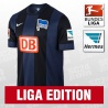 Hertha BSC SS Away Jersey 2014/2015
