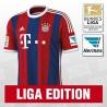 FC Bayern Home Jersey 2014/15 G�tze