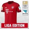 FC Bayern Home Jersey 2015/2016