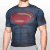 Alter Ego Superman Suit Compression SS Tee