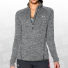 Tech 1/2 Zip LS Twist Women