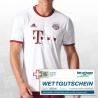 FC Bayern UCL Jersey 2016/2017
