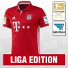 FC Bayern Home Jersey 2016/2017 Junior