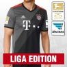 FC Bayern Away Jersey 2016/2017