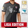 FC Bayern Away Jersey 2016/2017 Junior