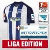 Hertha BSC SS Home Jersey 2016/2017