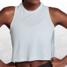 Dry Breathe Loose Crop Tank Women