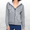 Big Logo Fleece FZ Hoodie Women
