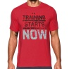 Training Starts Now SS Tee