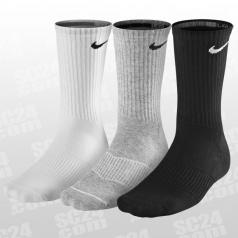 3PPK Cushion Crew Socks