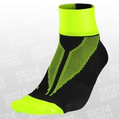 Elite Running Hyper-Lite Quarter Socks