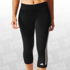 Workout 3-Stripes 3/4 Tight Women