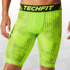 TechFit Chill Graphic Short Tight