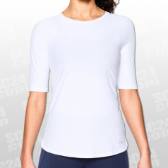 HeatGear CoolSwitch Run Ellbow SS Tee Women