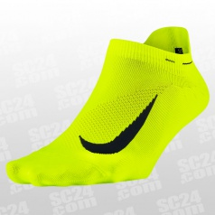 Elite Run Lightweight No-Show Tab Socks