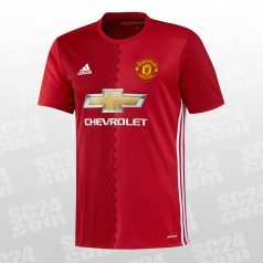 Manchester United Home Jersey 2016/2017