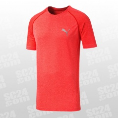 Seamless Heather Tee