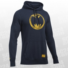 Retro Batman Triblend Hoody